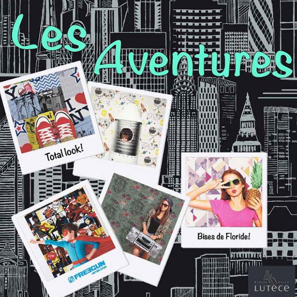 Album Les Aventures